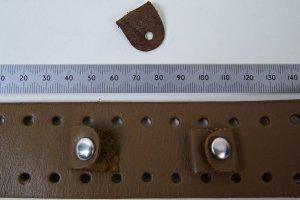 2011-07-22 Steampunk style watch straps