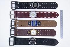 2011-07-22 Steampunk watch straps