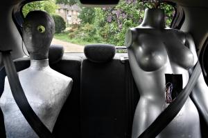 2016 Silver mannequins