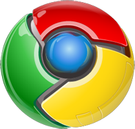 Google Chromium logo from the Wikipedia